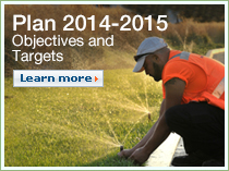 Plan 2013-2014 Objectives and Targets. Learn more.